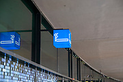 Smoking corner Photographed at Vienna International Airport (Flughafen Wien) Austria