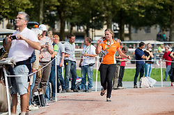 Dutch supporter - Driving Marathon - Alltech FEI World Equestrian Games™ 2014 - Normandy, France.<br /> © Hippo Foto Team - Jon Stroud<br /> 06/09/2014