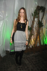 Model MORWENNA LYTTON COBBOLD at the launch Beyond The Rave - Hammer's first horror movie in 30 years, held at Shoreditch House, London on 16th April 2008.<br /><br />NON EXCLUSIVE - WORLD RIGHTS