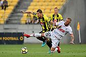 20180127 A League - Wellington Phoenix v Adelaide United FC