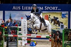HOFFMANN Tim-Uwe (GER), Casta Lee FRH<br /> - Stechen -<br /> Preis der Familie Müter <br /> Deutschlands U25 Springpokal der Stiftung Deutscher Spitzenpferdesport<br /> Nat. Springprüfung Kl. S*** mit Stechen<br /> Braunschweig - Classico 2020<br /> 07. März 2020<br /> © www.sportfotos-lafrentz.de/Stefan Lafrentz