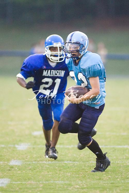 MCHS Freshman Football.vs Page.9/26/2007..