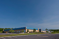 Architectural image of Curtis Business Park in Glen Burnie, MD by Jeffrey Sauers of Commercial Photographics