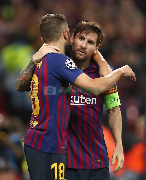 صور مباراة : توتنهام - برشلونة 2-4 ( 03-10-2018 )  38929302