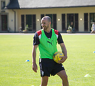 Dundee&rsquo;s James Vincent  - Day 5 of Dundee FC pre-season training camp in Obertraun, Austria<br /> <br />  - &copy; David Young - www.davidyoungphoto.co.uk - email: davidyoungphoto@gmail.com