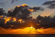 A memorable sunset | En minneverdig solnedgang