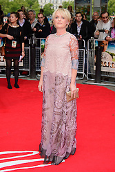 Image ©Licensed to i-Images Picture Agency. 05/06/2014. London, United Kingdom.Miranda Richardson attends Belle - UK film premiere. . Picture by Chris Joseph / i-Images