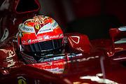 Circuito de Jerez, Spain : Formula One Pre-season Testing 2014. Kimi Raikkonen (FIN), Ferrari