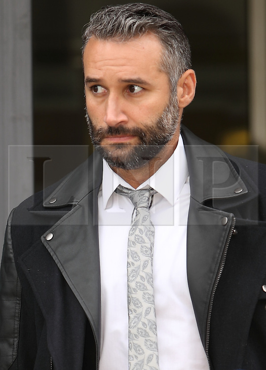 &copy; Licensed to London News Pictures 27/07/2015 London, UK. DANE BOWERS leaving court.<br />