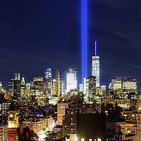 Panorama - Tribute in Light