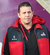 Neil Jukes (Coach) of Leigh Centurions during the Betfred Championship match at Leigh Sports Village, Leigh<br /> Picture by Stephen Gaunt/Focus Images Ltd +447904 833202<br /> 04/02/2018