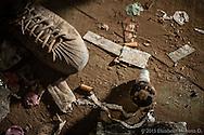 El consumo del cristal (chuki o foco) es muy común entre muchos pescadores de calamar. Ellos argumentan que les ayuda a mantener el ritmo de trabajo por varios días consecutivos, más para poder comprar la droga muchos de ellos inician la semana de trabajo debiéndole al permisionario.