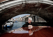 Venice, the photographer Yann Arthus Bertrand