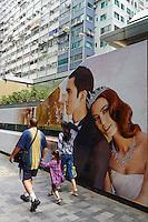 Chine, Hong Kong, Kowloon, Tsim Sha Tsui, Nathan Road // China, Hong Kong, Kowloon, Tsim Sha Tsui, Nathan Road