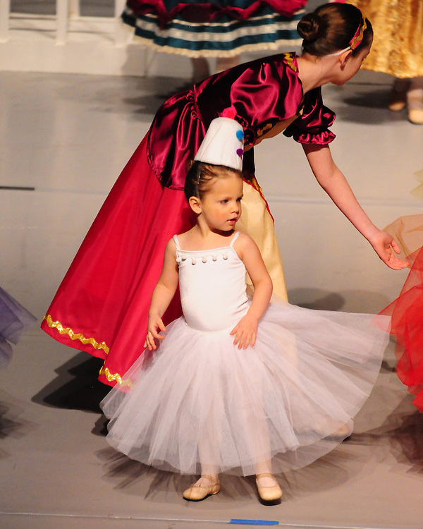 Abernathy Dance Theater Cinderella.  March 2011. Oregon City OR