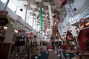 Navidad en Multiplaza 2011. Panama City. ©Victoria Murillo/Istmophoto.com