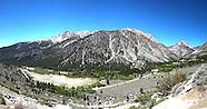 High Sierra Nevada Mountains