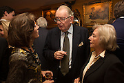 Launch of book by Nicholas Coleridge.- The Adventuress. Annabels. Berkeley Sq. London. 9 October 2012.