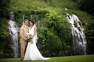 Jun 30, 2013; San Antonio, TX, USA; Wedding photo at the Canyon Springs Golf Club.