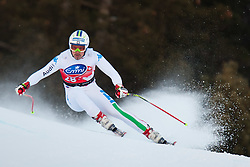 28.12.2011, Pista Stelvio, Bormio, AUT, FIS Weltcup Ski Alpin, Herren, Abfahrt, 2. Training, im Bild Peter Fill (ITA) // Peter Fill of Italy in Action during second practice session downhill of FIS Ski Alpine World Cup at 'Pista Stelvio' in Bormio, Italy on 2011/12/28. EXPA Pictures © 2011, PhotoCredit: EXPA/ Johann Groder