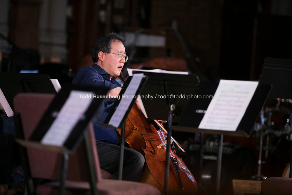 6/11/17 3:59:04 PM --  Chicago, IL<br /> The Negaunee Music Institute at the Chicago Symphony Orchestra <br /> <br /> Yo-Yo Ma Presents a Concert for Peace <br /> Presented in partnership with St. Sabina Church<br /> <br />  &copy;&nbsp;Todd Rosenberg Photography 2017