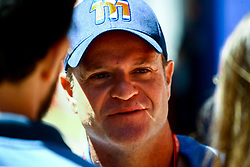November 12, 2017 - Brazil - SAO PAULO, SP - 12.11.2017: GRANDE PR MIO DO BRASIL DE FORMULA 1 2017 - In the photo the former Formula 1 driver, Rubinho Barrichello. Grand Prix of Brazil of Formula 1 2017, this Sunday (12) in the autodrome Jose Carlos Pace in Interlagos. (Credit Image: © Fotoarena via ZUMA Press)