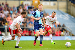 Nathan McGinley of Wycombe Wanderers - Mandatory by-line: Dougie Allward/JMP - 21/04/2018 - FOOTBALL - Adam's Park - High Wycombe, England - Wycombe Wanderers v Accrington Stanley - Sky Bet League Two