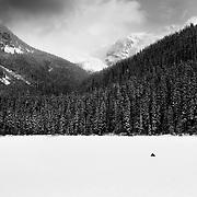 Joffre Lake, near Pemberton BC.