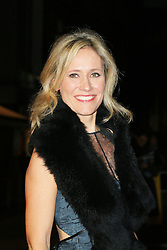 © Licensed to London News Pictures. 16/10/2013, UK. Sophie Raworth, The BFI London Film Festival: Philomena, Odeon Leicester Square, London UK, 16 October 2013. Photo credit : Richard Goldschmidt/Piqtured/LNP