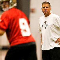 05-27-2010 New Orleans Saints OTA