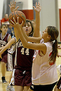 Basketball 2009 Girls Salamanca 7th Grade vs Portville