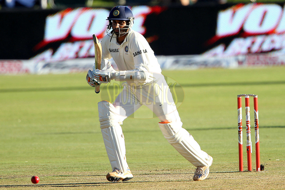 Harbhajan Singh of India during day 1 of the first ( 1st ) Test Match between South Africa and India held at Supersport Park in Centurion, Gauteng, South Africa on the 16th December 2010..Photo by Ron Gaunt/BCCI/SPORTZPICS