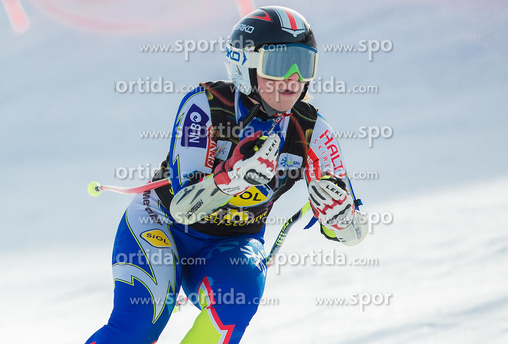 JUVANCIC Sara  of Slovenia during Women's Super Combined Slovenian National Championship 2014, on April 1, 2014 in Krvavec, Slovenia. Photo by Vid Ponikvar / Sportida