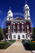 County courthouse, Franklin, Venango Co., PA