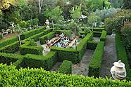 Le jardin d'Emmanuel de Sauveboeuf