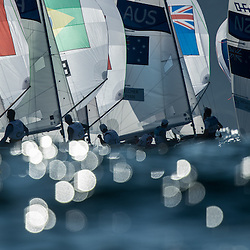 2016 RIO Olympic Sailing Day7