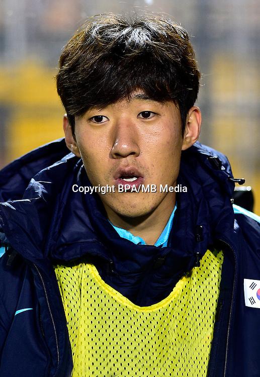 Fifa Men´s Tournament - Olympic Games Rio 2016 - <br /> South Korea National Team - <br /> KIM Mintae