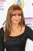 Carol Vorderman, British Comedy Awards, Fountain Studios, London UK, 12 December 2013, Photo by Richard Goldschmidt