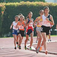 B Div Girls 3000m