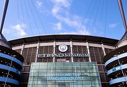 A general view of the Etihad Stadium - Mandatory by-line: Matt McNulty/JMP - 09/09/2017 - FOOTBALL - Etihad Stadium - Manchester, England - Manchester City v Liverpool - Premier League