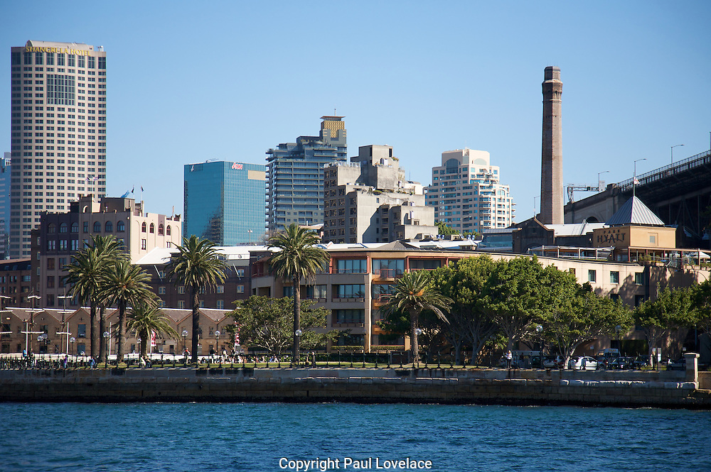 The Rocks and The Park Hyatt, Sydney, Australia..www.paullovelacephotography.com