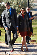 011918 Spanish Royals Visit to the headquarters of 'Joma Sport'