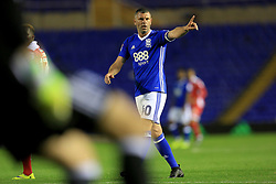 Paul Robinson of Birmingham City - Mandatory by-line: Paul Roberts/JMP - 08/08/2017 - FOOTBALL - St Andrew's Stadium - Birmingham, England - Birmingham City v Crawley Town - Carabao Cup