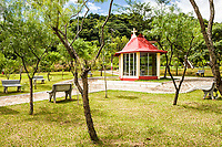 Praça São Cristovão. Modelo, Santa Catarina, Brasil. / <br /> São Cristovão Square. Modelo, Santa Catarina, Brazil.