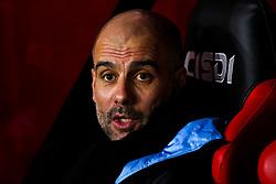 Manchester City manager Pep Guardiola - Mandatory by-line: Robbie Stephenson/JMP - 21/01/2020 - FOOTBALL - Bramall Lane - Sheffield, England - Sheffield United v Manchester City - Premier League