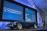Gooding & Company Auto Auction at Scottsdale Fashion Square