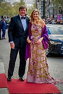 Koning Willem-Alexander nodigt ter gelegenheid van zijn 50ste verjaardag 150 Nederlanders uit voor e