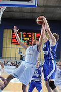 Bari, 08/08/2010<br /> Eurobasket men 2011 Qualifying Round<br /> Italia - Finalndia<br /> Nella foto: tomas ress<br /> Foto Ciamillo
