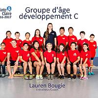 Groupe d'âge  développement C