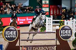 PHILIPPAERTS Oliver (BEL), Insolente Des Dix Bonniers<br /> Leipzig - Partner Pferd 2019<br /> IDEE Kaffe Preis<br /> CSI5*<br /> 18. Januar 2019<br /> © www.sportfotos-lafrentz.de/Stefan Lafrentz